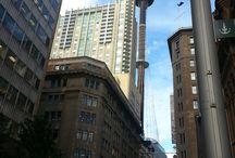 Sydney / Sydney Westfield tower