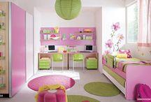 Habitaciones para tu hermosa hija Ana