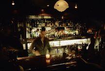 Bar à coktail