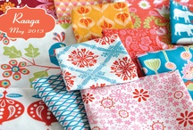 Fabric Inspiration / by Sew News
