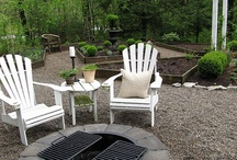 home and yard ideas / by Karla Cogghe
