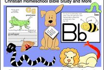Bible Lessons for Children / Fun, Interactive Sunday School Lessons for children. Check out the free sample lessons on Danielle's Place of Crafts and Activities / by Danielle's Place of Crafts