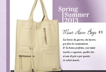Must Have Bags - Spring Summer 2013