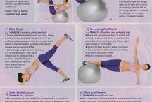 Pilares e Yoga
