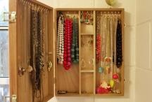 Jewelry case / by Rosemary Camacho-Gonzalez
