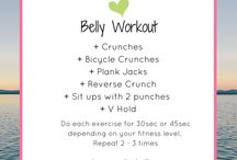 ~ My Workouts ~ / Workouts that I have put together for you, that you can do anywhere any time!