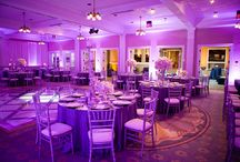 Lighting / Decor Lighting for Weddings and Special Events,  uplighting, color washes, pinspotting, gobo, dance lighting