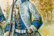 French uniforms