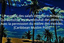 poèmes islamique by CMP