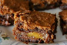 Brownies/ cookie bars / by Karen Duplantis