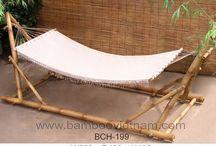 Hammock bambu