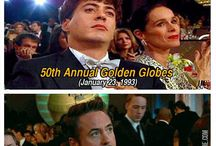 Robert Downey Jr. / Everything Robert Downey :)  Is he really this funny?