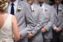 Groomsmen suit ideas / Suits for the boys for our wedding