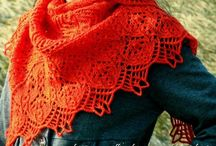 Knitting: Shawls, Wraps / by Svetlana Davidova