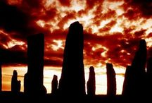 Scary Scotland / Legend, folklore, stories about the frightening history of Scotland