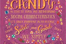 CANDY For A Sweet-Tooth Fix !! / by Sandy Parish