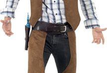 Vaquero disfraz