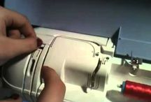 Embroidery Machine Ideas / by Holly Davis