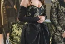 Koningin Mary-jurken