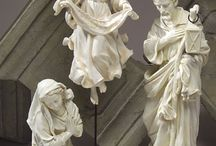 Joseph Studio / From the Joseph's Studio Collection comes meticulously hand-sculpted figures with opulent coloring and rich detail. The Saint Francis Garden line includes statues of Saint Francis, Madonna, Jesus, Saint Joseph, Children and more.