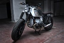 #Motorecyclos Bmw Boxer ICE / #custom #motorcycles #Motorecyclos #bikes #BMW #scrambler #caferacer based on #bmw #r45