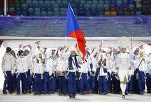 ZOH Sochi 2014 - Czech Team