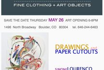 Boulder, CO  Art Events