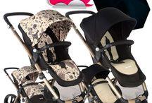 """Be Cool Slide / Slide la nueva silla de paseo de Be Cool de moderno diseño. Con el asiento """"Reverse"""" para el cambio del sentido de la marcha y de plegado fácil y compacto, los complementos incluidos de capota, cestilla, protector de lluvia y bolso, además con el sistema PRO-FIX que conecta con los capazos Cocoon,Top, Twice y el asiento de auto Zero,"""