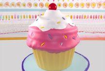 Giant cupcake ideas