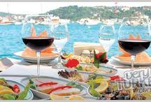 Top Restaurants of Istanbul