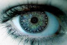 Eyes / by Tom Uchida