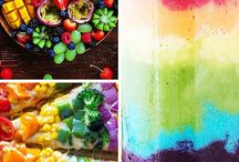 Healthy Snacks / Eat your way to a clean, healthy lifestyle. Lots of snack ideas to much on.