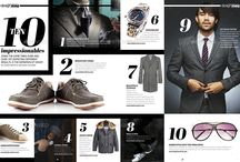 Graphic Design | Magazines | Product Layout / by Alice Joe
