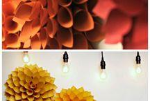 Стены из декоративной бумаги