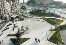Landscape and urban design