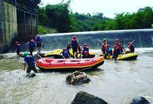 Rafting / Rafting Citarik dan Cisadane - call 08777-349-0007 - http://www.garudaadventure.com
