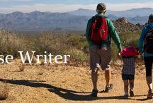 The Footloose Writer