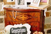 διακοσμηση vintage