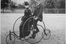 Historic bicycles / Historic and vintage bicycles of all kinds from Wikimedia Commons.