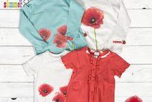 Majowe maki w COCCODRILLO / Koszulki z kolekcji AMANDINE.