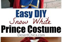 Fit for a Prince / Prince Costume Ideas