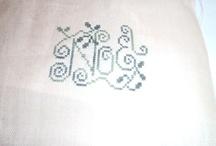 stitching / Progress