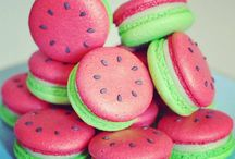 strawberry and watermelon party