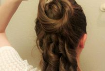 bustle hairstyles