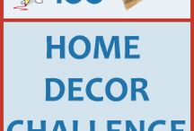 Tots100 Home Decor Challenge / The Tots100 and RatedPeople.com Home Makeover Challenge #TotsDIY