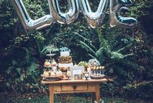 Wedding styleshoot: midnight love