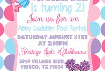 Abby Cadabby party / by Ann Flick