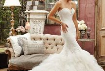 Gorgeous Wedding Gowns