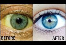 NATURAL REMEDY FOR CLEANING EYES