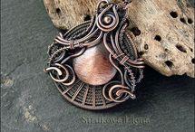 Wire Weaving Jewelry